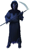 Black Unknown Phantom Costume