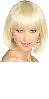 Blonde Supermodel Bob wig