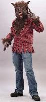 Brown Werewolf Costume