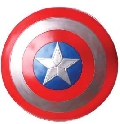 Captain America 24inch Shield