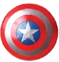 Captain America Civil War 12inch Shield