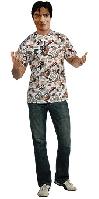 Charlie Sheen Winning Tshirt Costume