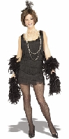Chicago Flapper Black Costume