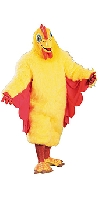 Chickie Chicken Adult Costume