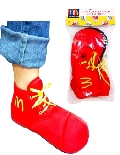 Child Ronald McDonald Clown Shoes