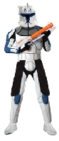 Clone Wars Clone Trooper Deluxe Captain Rex Adult Costume