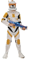 Clone Wars Cody Child Costume