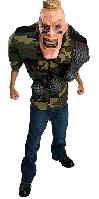 Corporal Punishment Child Big Bruiser Costume
