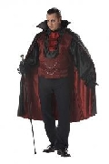 Count Bloodthirst Plus Size Costume