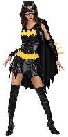 Deluxe Batgirl Costume