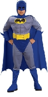Deluxe Child Musclechest Batman Costume