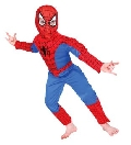 Deluxe Child Spiderman Costume