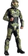Deluxe Halo Costume