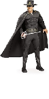 Deluxe Muscle Chest Zorro Costume