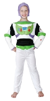 Disney Child Buzz Lightyear Costume