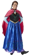 Disney Deluxe Frozen Anna Costume