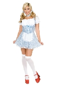 Dorothy Costume with petticoat