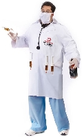 Dr Shots Costume