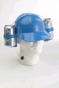 Drinking Helmet Blue