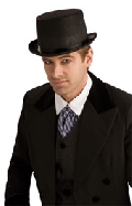 Durashape Black Top Hat