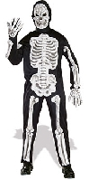 EVA Skeleton Adult Costume