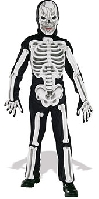 EVA Skeleton Child Costume