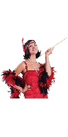 Extra Long Cigarette Holder Fancy Dress Costume Accessory