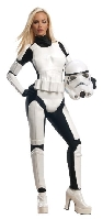Female Storm Trooper Costume