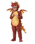 Fire Breathing Dragon Child Costume
