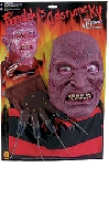 Freddy Krueger Adult Costume Kit