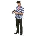 French Man Costume Set