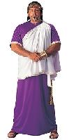 Full Figure Julius Caesar Costume