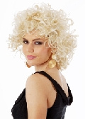 Grease Blonde Bad Sandy Wig