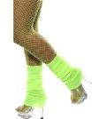 Green Legwarmers