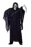 Grim Reaper Plus Size Costume
