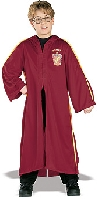 Harry Potter Quidditch Child Robe Costume