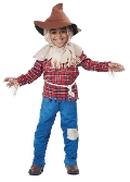 Harvest Time Scarecrow Costume