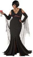 Immortal Seductress Plus Size Costume