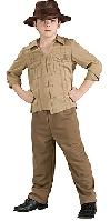 Indiana Jones Child Costume