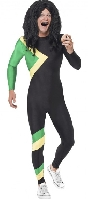 Jamaican Hero Cool Runnings Costume