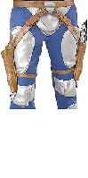 Jango Fett Blasters and Holster set