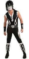 KISS The Catman Adult Deluxe Costume