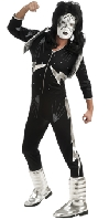 KISS The Spaceman Adult Deluxe Costume