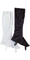Ladies Stretch White Boot tops