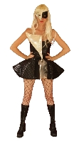 Lady Gaga Fame Monster Costume