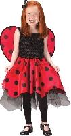 Ladybug Child Costume
