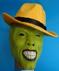 Latex Mask Jim Carrey The Mask