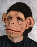 Latex Monkey Mask