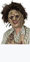 Leatherface Foam-Latex mask