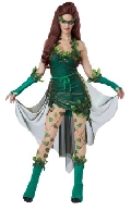 Lethal Beauty Poison Ivy Costume